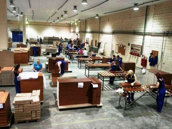 Креатив Мебель открывает новое производство в Одинцово
