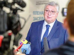 Новый председатель Общественной палаты Подмосковья Торкунов