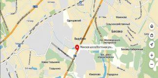 В Одинцово изменят схему движения ради подъезда к двум новым торговым центрам