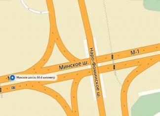 Дату закрытия моста на пересечении Наро-Фоминского и Минского шоссе снова перенесли