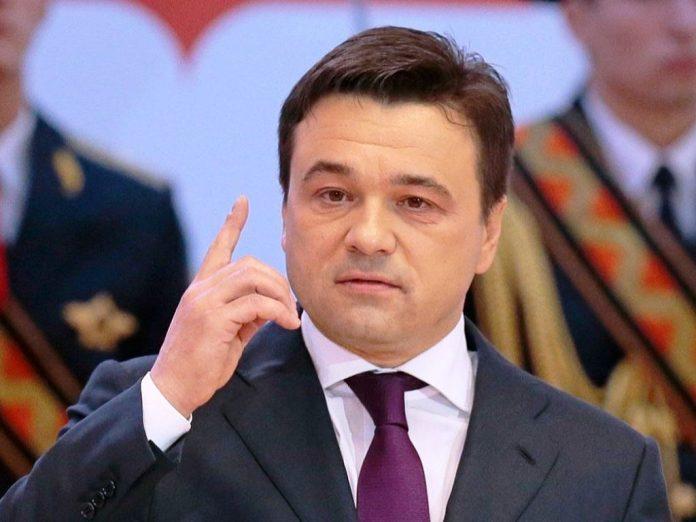 Воробьев обещает помочь в строительстве нового ТЦ на месте