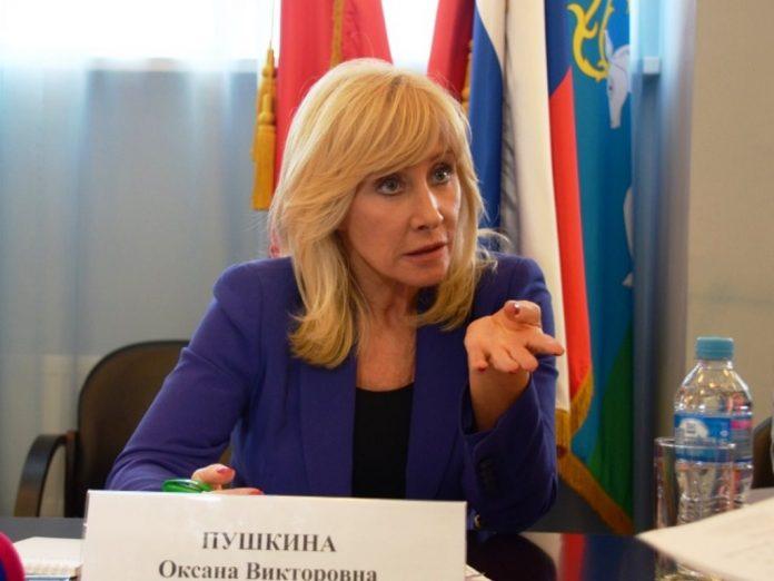 Оксана Пушкина инициирует круглый стол по вопросу завершения долгостроя ЖК