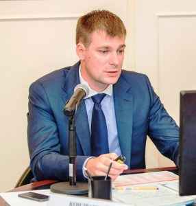 Павел Кондрацкий, заместитель руководителя Администрации Одинцово