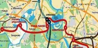 Метро на Рублевку запланировали на 2020 год