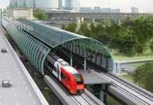 Озвучена стоимость строительства наземного метро в Одинцово