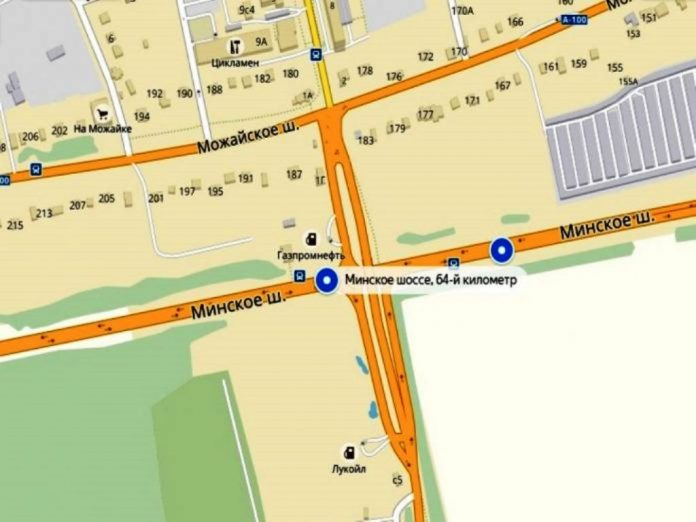Движение по путепроводу у Кубинки с завтрашнего дня закрывается на полгода