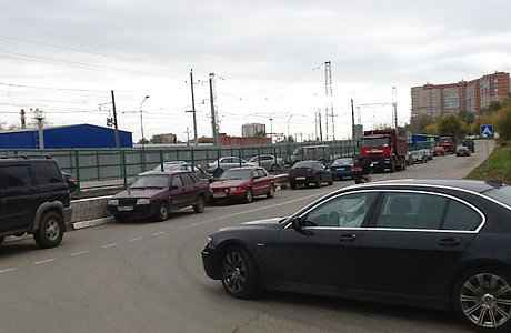 Парковки Одинцово