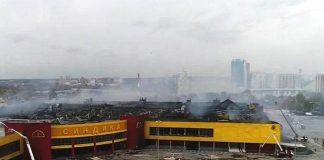 Глава «Синдики» рассказал, когда будет построен новый ТЦ взамен сгоревшего