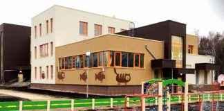 Новый детский сад в Одинцово