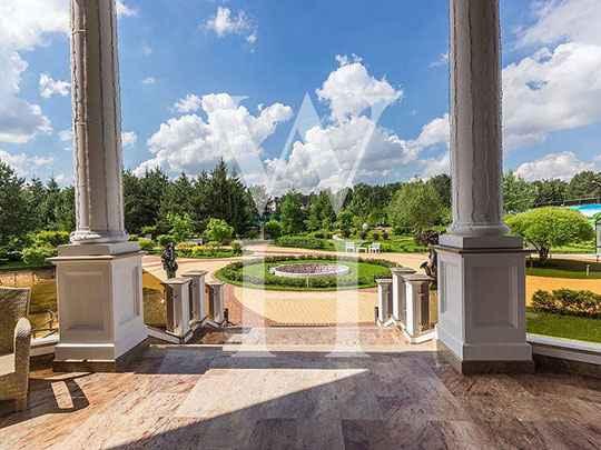 Самый дорогой дом в России Раздоры Рублевка
