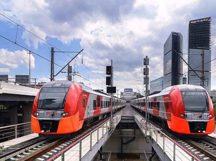 наземное метро Одинцово