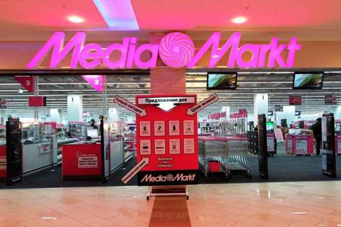 В Vegas Кунцево открылся Media Markt