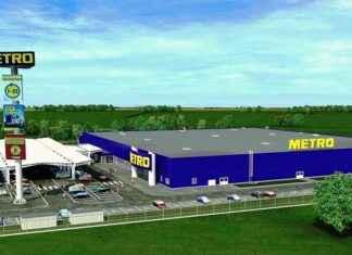Метро гипермаркет Одинцово