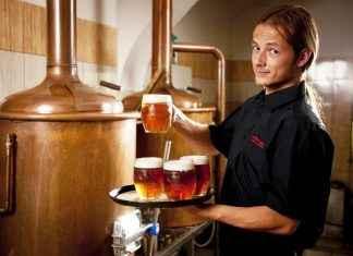 одинцово пивоварня