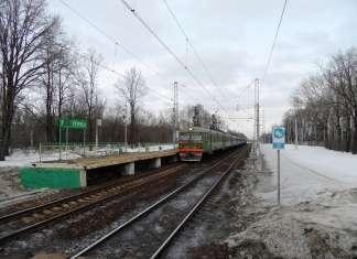 железнодорожная платформа Трехгорка