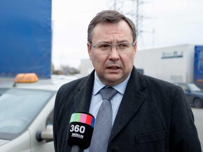 Игорь Тресков министр транспорта Подмосковья