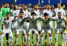 Сборная Ирана по футболу