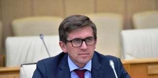 Максим Фомин министр стройкомплекса Подмосковья