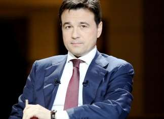 Андрей Воробьев губернатор