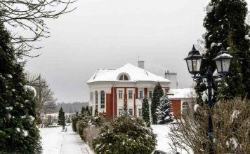рублевка зима