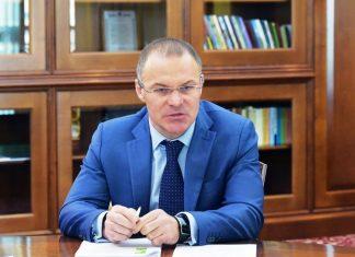 Александр Коган министр