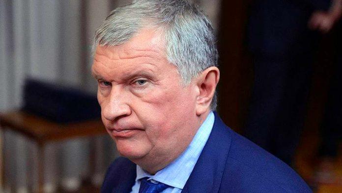 Глава Роснефти Игорь Сечин