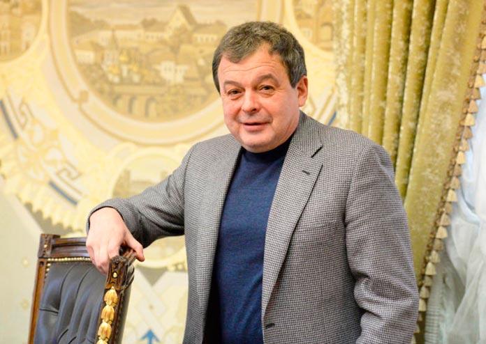 Михаил Балакин идет на выборы