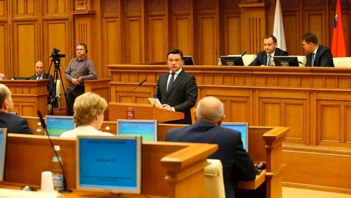 Обсуждение вопросов Урбан Групп в Правительстве МО