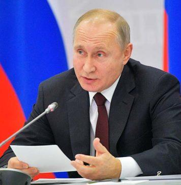 Владимир Путин о метро в Одинцово