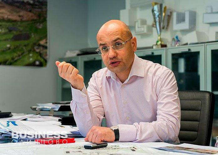 Антон Яковенко, генеральный директор ОДАС Сколково