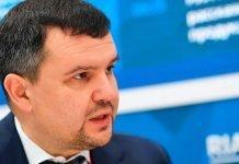 Максим Акимов вице премьер