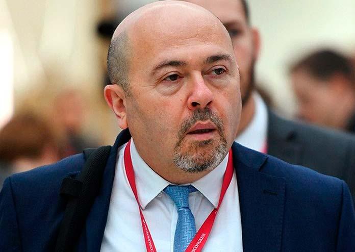 Посол Израиля в России Гарри Корен