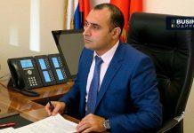 начальник Главгосстройнадзора Московской области Артур Гарибян