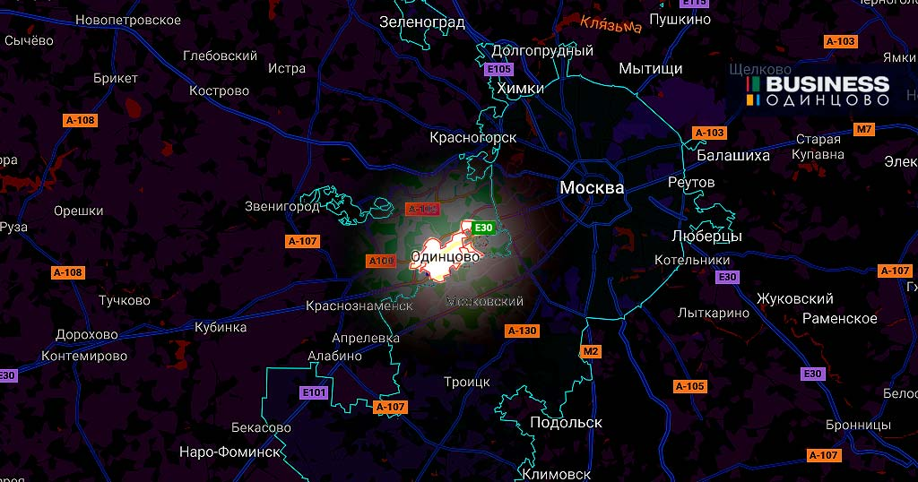 Присоединение-Одинцово-к-Москве