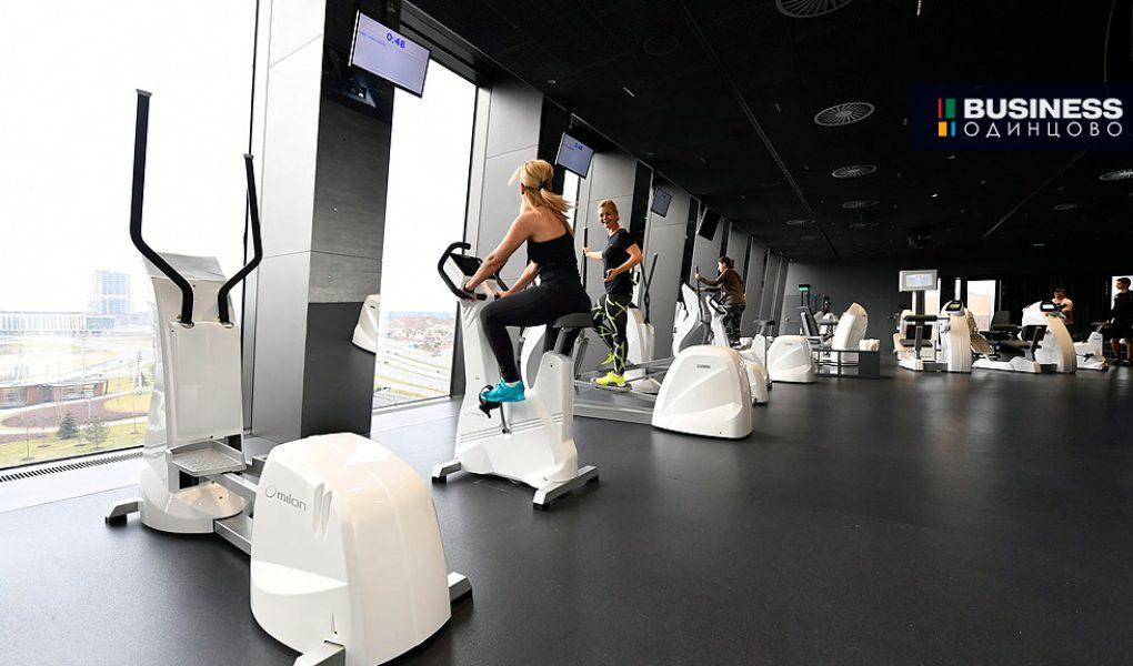 Немцы открыли высокотехнологичный фитнес-клуб в Сколково