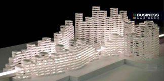 Проект Kengo-Kuma & Associates на Кутузовском проспекте