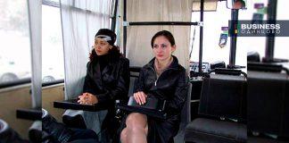 Екатерина Пажетных (справа)