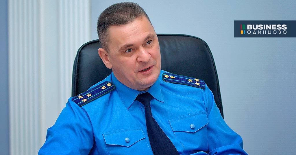 Городской прокурор Чижов Юрий Геннадьевич