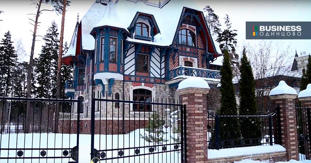 Продаётся дом в КП Довиль (Одинцово)