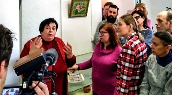 Витражист Ирина Новикова