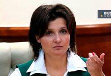 Первый заместитель министра транспорта и дорожной инфраструктуры Московской области Анна Кротова