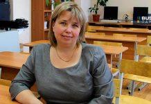 Преподаватель химии в одинцовской гимназии №13 Елена Маланина