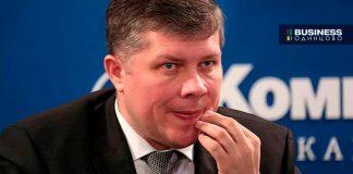 Глава Министерства здравоохранения Московской областиДмитрий Матвеев