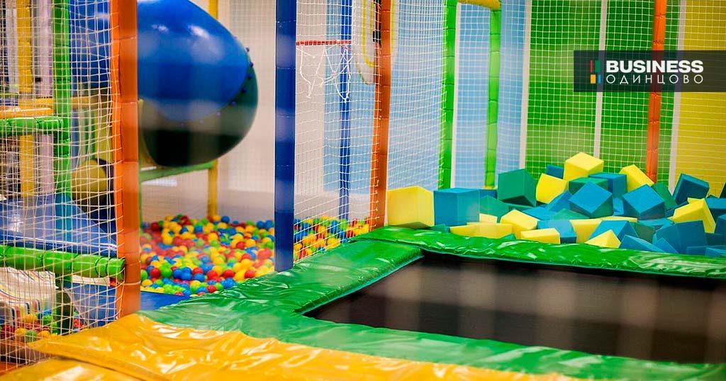 Продаётся детский игровой центр в Одинцово