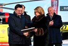 Воробьев получил сертификат на использование вертолета для санитарной авиации