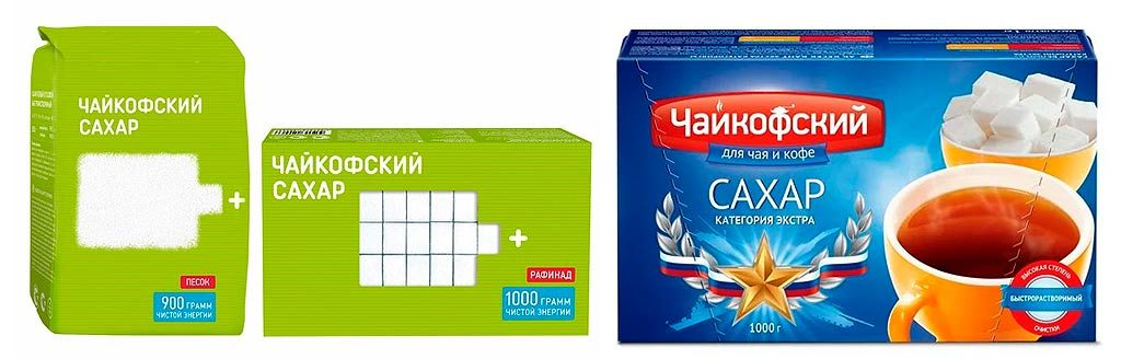 Сахар Чайкофский изымают из продажи в Пятерочке